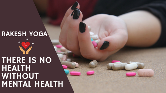 Yoga asanas for a better mental health_Rakesh Yoga